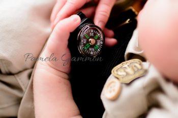 KY Newborn Photos | Baby Park Ranger