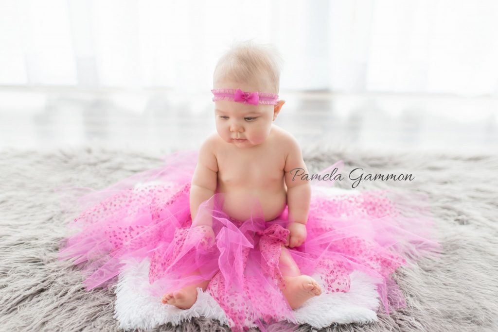 First Birthday Baby Photography Ashland Kentucky