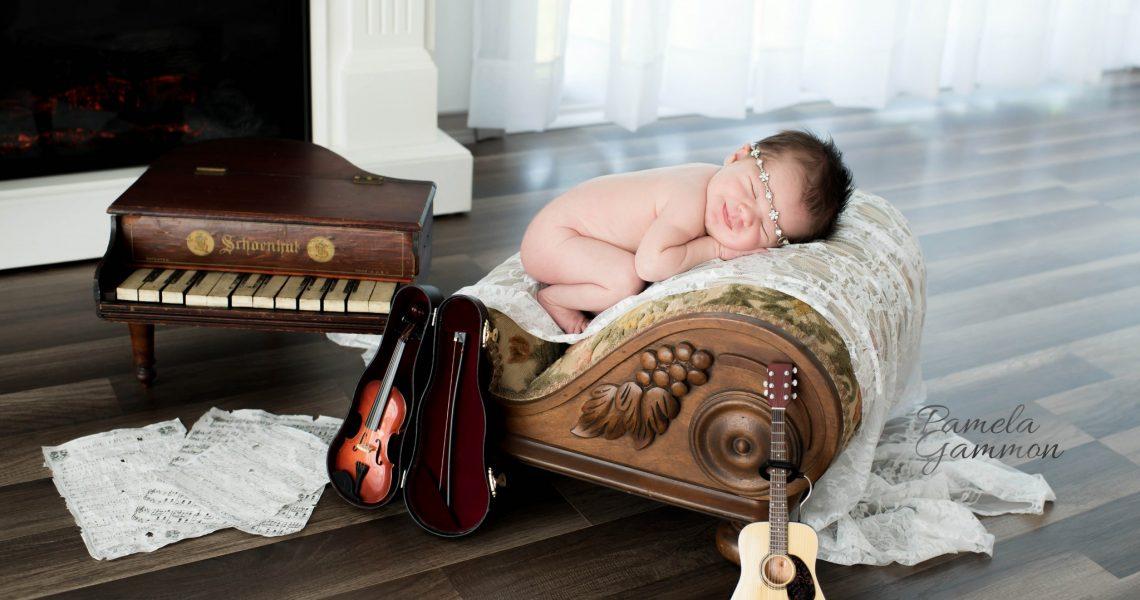 Newborn Imagination Sessions