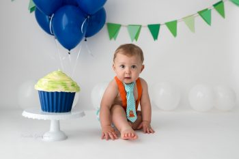 Breyer is 1 | Portsmouth Cake Smash Pictures