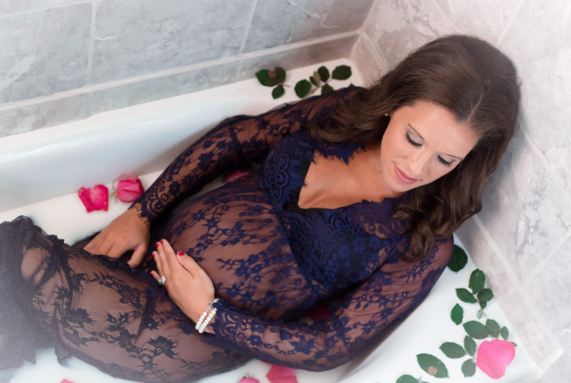 Milk Bath Maternity Ohio