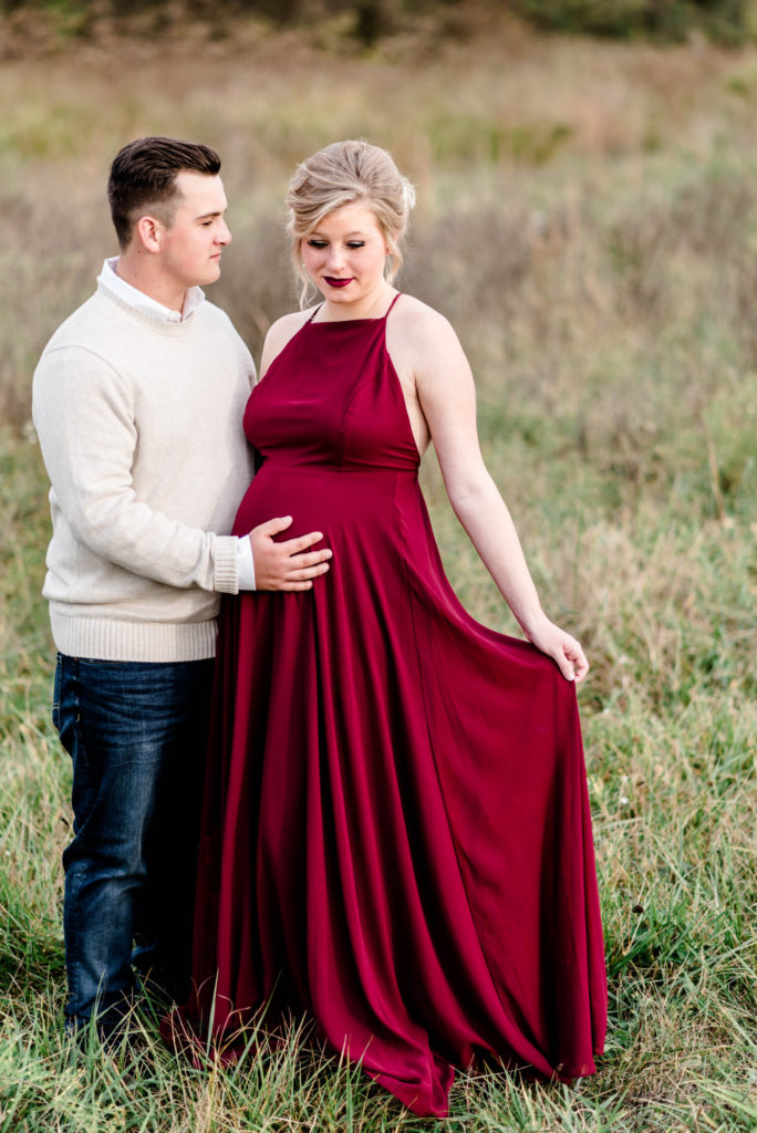 Southern Ohio Maternity Photographer