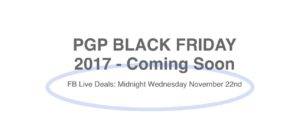 PGP Black Friday 2017 | Our Best Deals Of The Season