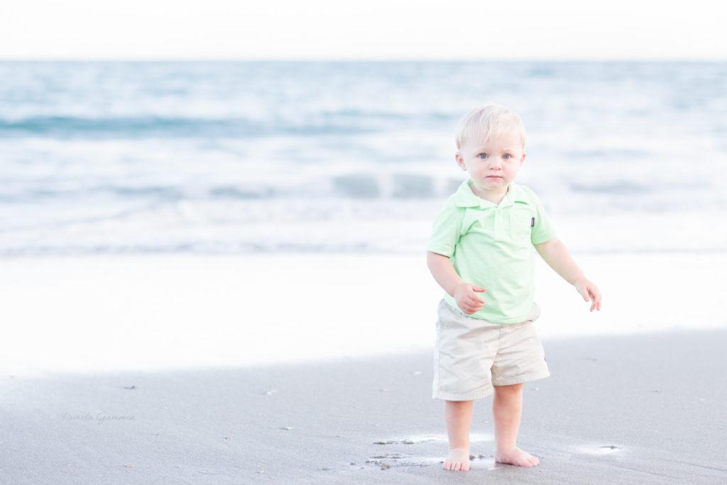 North Myrtle Beach Toddler Photographer