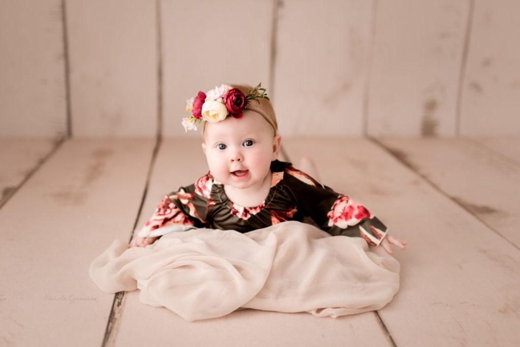 Kentucky Baby Girl Photographer