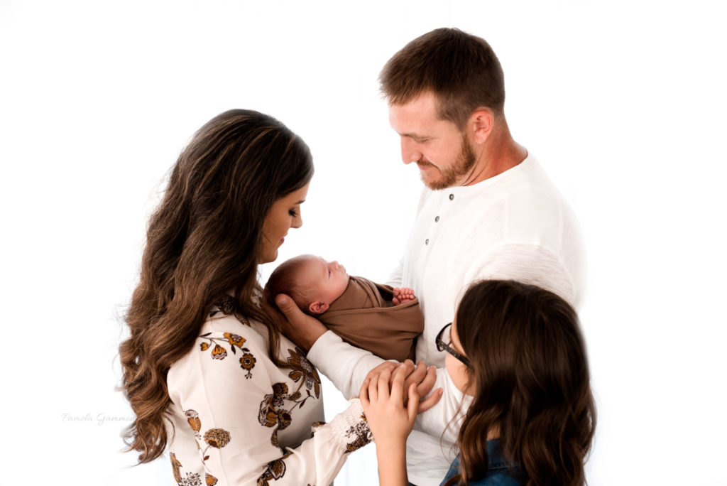 Family Newborn Pictures KY